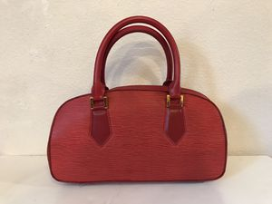 Louis Vuitton Red Bag for Sale in Tacoma, WA