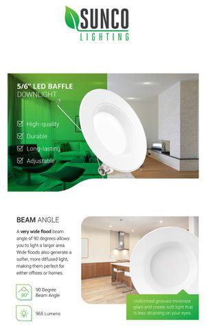 4 Dimmable LED Retrofit Recessed Light for Sale in Cerritos, CA