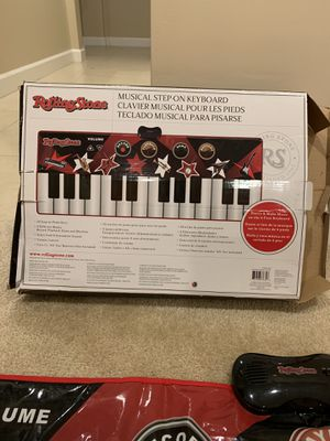 Musical step-on keyboard for Sale in Chandler, AZ