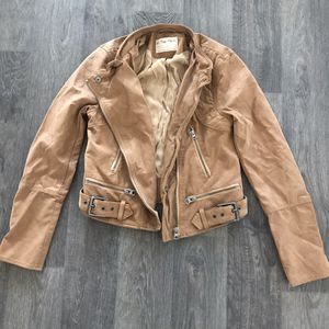 Free People Fenix vegan leather jacket for Sale in Las Vegas, NV