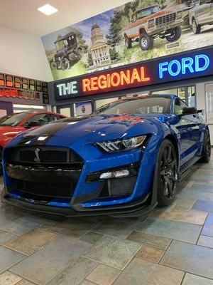 New 2020 Shelby GT500 Carbon Fiber Track Package for Sale in San Rafael, CA