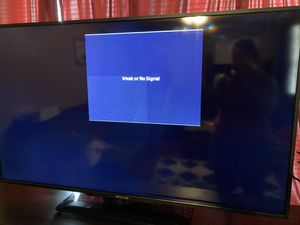 "55"" hitachi tv for Sale in Ephrata, PA"