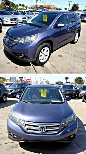 2012 Honda CRV EX 4WD 5-Speed AT for Sale in South Gate, CA