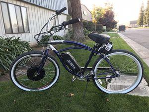 Beach Cruiser Electric Bike (500watt) for Sale in Clovis, CA