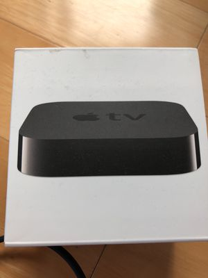 Apple TV for Sale in San Francisco, CA