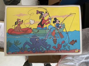 Official Disney place Mat for Sale in Riverside, CA