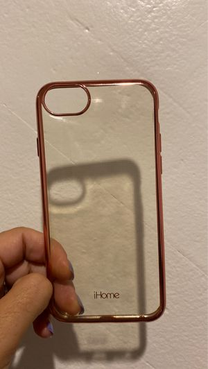 iHome IPhone 8 phone case for Sale in Lake Oswego, OR