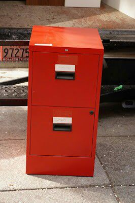 "#97991, 92, 97 Hon 2-Drawer 18"" x 29"" x 15"" Wide 2-Drawer File Cabinet (We Have 3) (No Keys) for Sale in Oakland, CA"