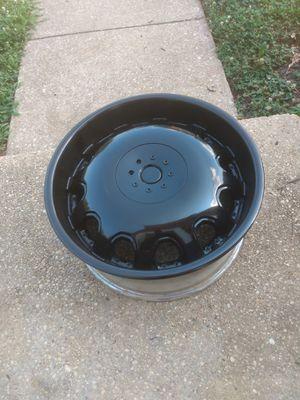 20 inch tis rims black for Sale in Severn, MD