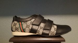 Bootleg gucci shoes size 8.5 for Sale in Mesa, AZ