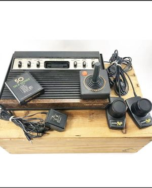 Tele-Games Video console Video Arcade Atari 2600 Retro for Sale in Meridian, TX