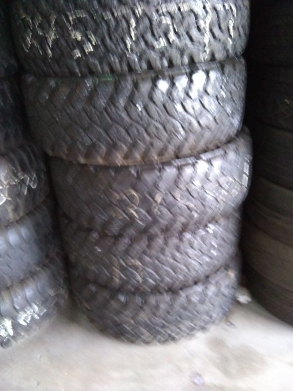 Used. Tires. 265 70. 17