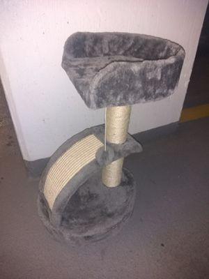 Small Cat Tree Condo Scratching Post for Sale in Alexandria, VA