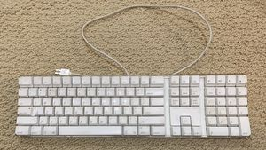 Apple Mac Wired USB Computer Keyboard for Sale in San Diego, CA