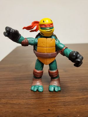 "2012 Teenage Mutant Ninja Turtles Stealth Cycle Pilot Ralph 5"" for Sale in W CNSHOHOCKEN, PA"