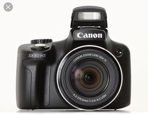 Canon Powershot SX50 for Sale in Morgantown, WV