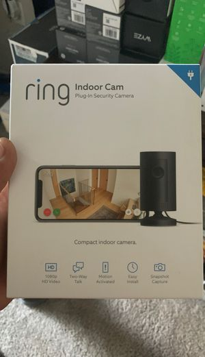 In door cam ring for Sale in Valrico, FL