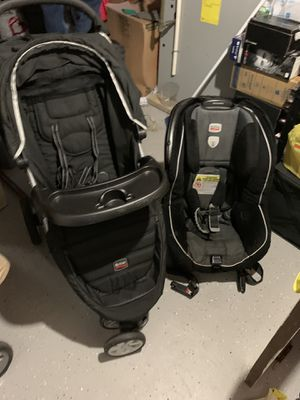 Stroller with car seat for Sale in Woodbridge Township, NJ