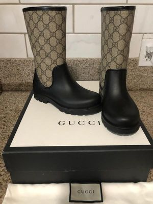 Guccie Kid Rain boots for Sale in Riverside, CA