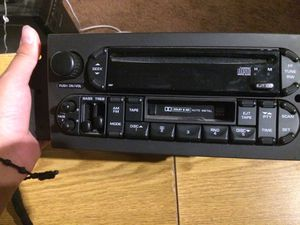 Chrysler radio car part for Sale in Las Vegas, NV