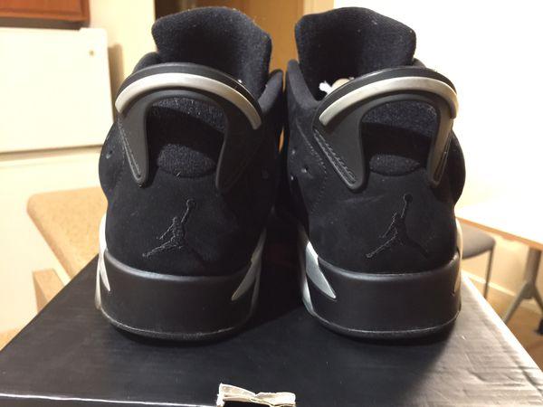 """Nike Air Jordan 6 Retro """"Chrome"""""""