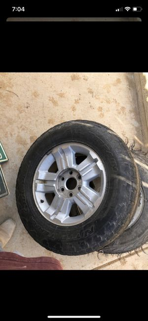 Chevy rims for Sale in Fresno, CA