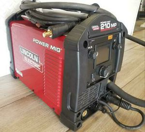 Power MIG 210 MP . $1200.00 OBO for Sale in Manteca, CA