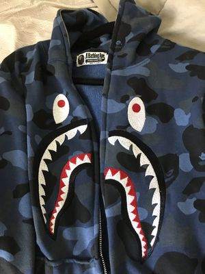 Authentic bape hoodie for Sale in Wake Forest, NC