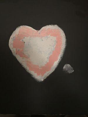 Pink heart for Sale in Baton Rouge, LA