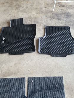 Audi A3 Floor Mats for Sale in Roselle,  IL