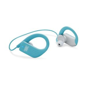 JBL Harman Endurance SPRINT Waterproof Wireless In-Ear Sport Headphones, Teal for Sale in Huntington Beach, CA