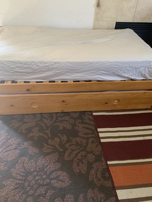 Trundle twin bed for Sale in Everett, WA
