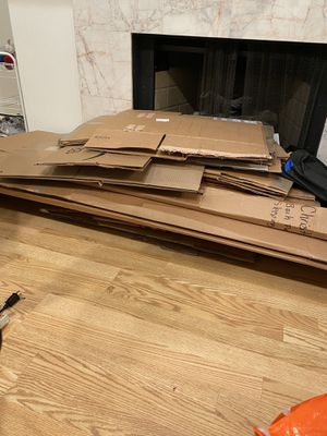 Free boxes and packing materials for Sale in Santa Monica, CA