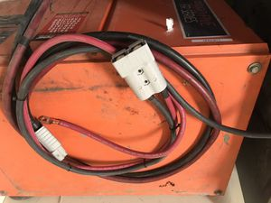 Electric charger for a forklift for Sale in Fremont, CA