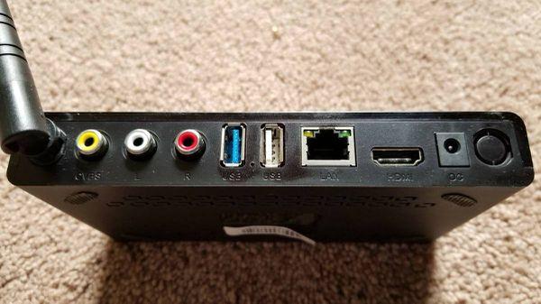 Mirage IPTV Media Box