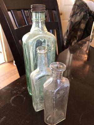 Old Bottles for Sale in Pasadena, TX