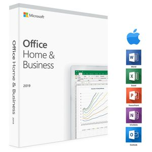 Microsoft Office Home & Business 2019 for 2 Apple Mac Computers for Sale in New Orleans, LA