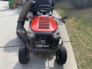 Troy Bilt riding lawn mower for Sale in Tyrone, GA