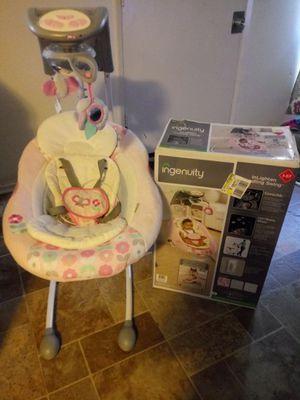 INGENUITY BABY CRADLING SWING for Sale in Palmdale, CA