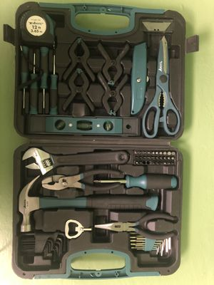 Anvil 76 Piece Homeowner's Tool Set for Sale in Portland, OR