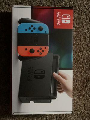Nintendo Switch w/super smash bros ultimate for Sale in Salt Lake City, UT