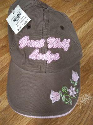 Great wolf lodge hat for Sale in Granite Falls, WA