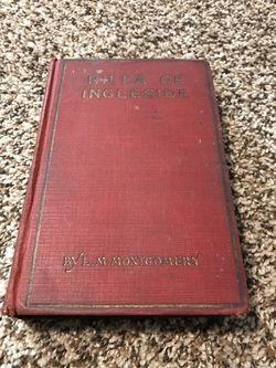 Rilla Of Ingleside 1921 Vintage Book for Sale in French Creek,  WV