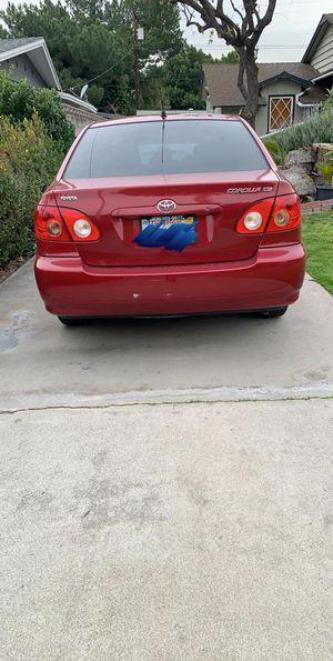 2007 Toyota Corolla LE for Sale in Hacienda Heights, CA