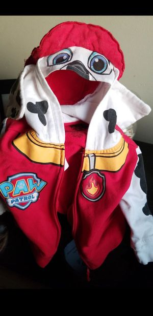 Marshall paw patrol zip up hoodie for Sale in Margate, FL