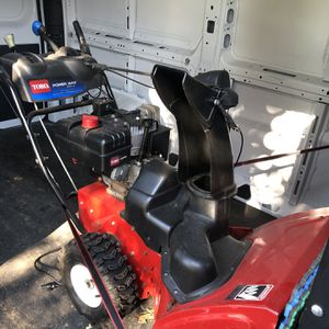 Toro Powermax Commercial 826LE Serviced for Sale in West Hartford, CT