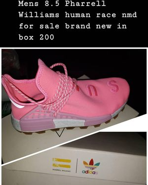 Adidas Pharrell Williams nmd for Sale in Elizabeth, NJ