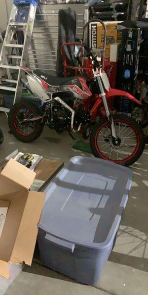 125cc bms dirt bike 2019 for Sale in Redlands, CA
