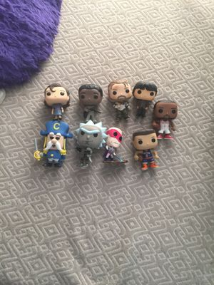 Pop collection for Sale in Pasadena, TX
