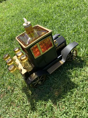 1915 Ford Model T music box decanter for Sale in Santa Monica, CA
